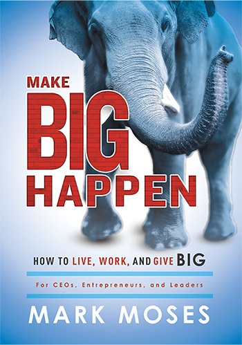 Make Big Happen: How to Live, Work and Give Big